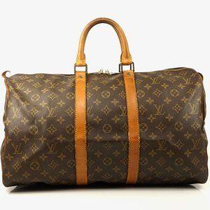 Louis Vuitton Bags - Auth Louis Vuitton Keepall 45 Boston #3861L19